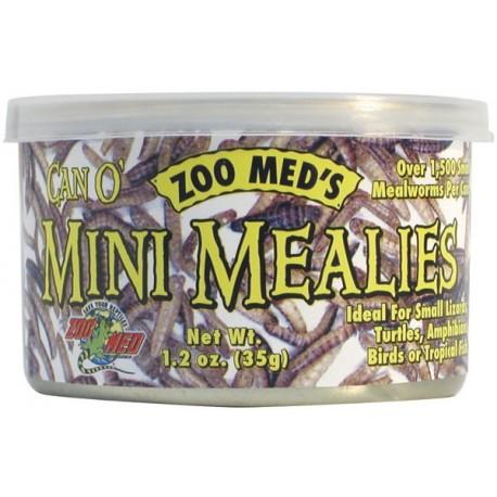 Can O' Mini Mealies - 1.2 oz (Zoo Med)