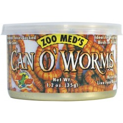 Can O' Worms - 1.2 oz (Zoo Med)