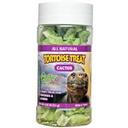 Tortoise Treat - Cactus (Healthy Herp)