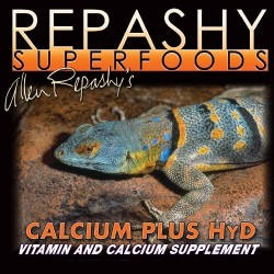 Calcium Plus HyD - 6 oz (Repashy)