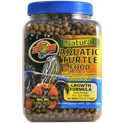 Aquatic Turtle Food - Growth - 30oz (Zoo Med)