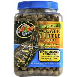 Aquatic Turtle Food - Maint. - 12 oz (Zoo Med)