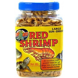 Red Shrimp - 2.5 oz (Zoo Med)