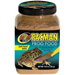 Pacman Frog Food - 2 oz (Zoo Med)