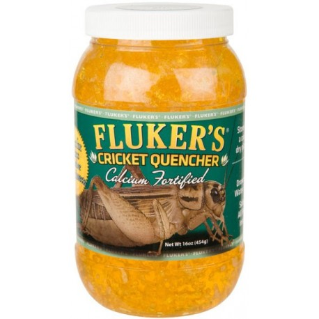 Cricket Quencher w/ Calcium - 16 oz (Fluker's)