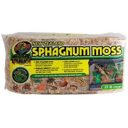 New Zealand Sphagnum Moss - 150g (Zoo Med)