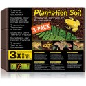 Plantation Soil - Triple Brick (Exo Terra)