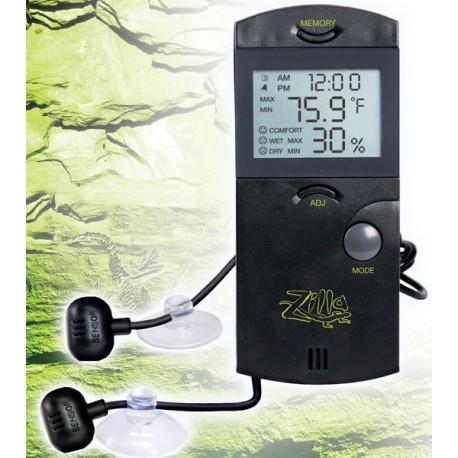 Terrarium Hygrometer Thermometer (Zilla)