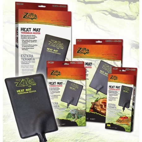 Heat Mat - Small (Zilla)