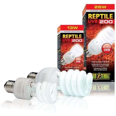 Reptile UVB 200 - 13w (Exo Terra)