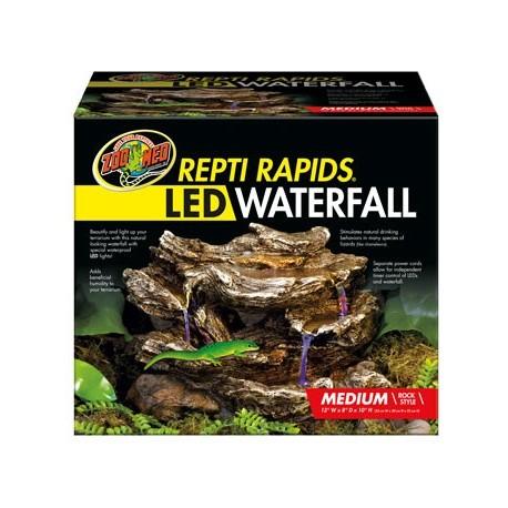 LED Waterfall - Medium Rock (Zoo Med)