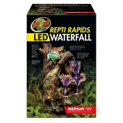 LED Waterfall - Medium Wood (Zoo Med)