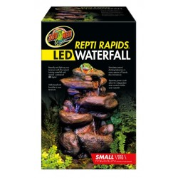 LED Waterfall - Small Rock (Zoo Med)
