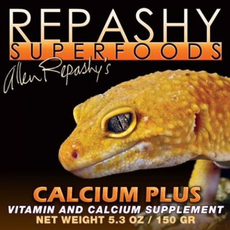 Calcium Plus - 6 oz (Repashy)