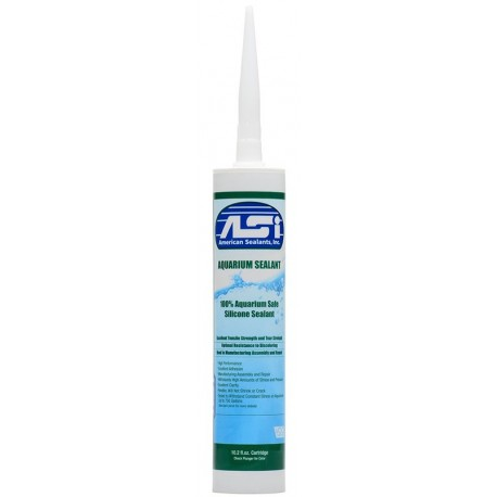 Aquarium Silicone Sealant - Clear (ASI)