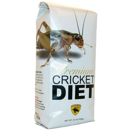 Premium Cricket Diet - 32 oz (Lugarti)