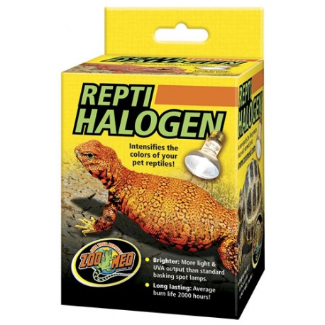 ReptiHalogen Heat Lamp - 100w (Zoo Med)