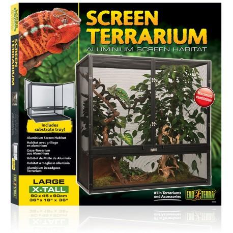Screen Terrarium - Large/X-Tall (Exo Terra)