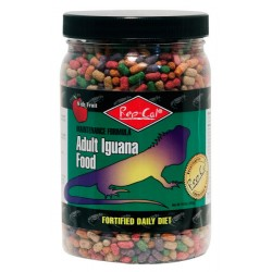 Adult Iguana Food - 10 oz (Rep-Cal)