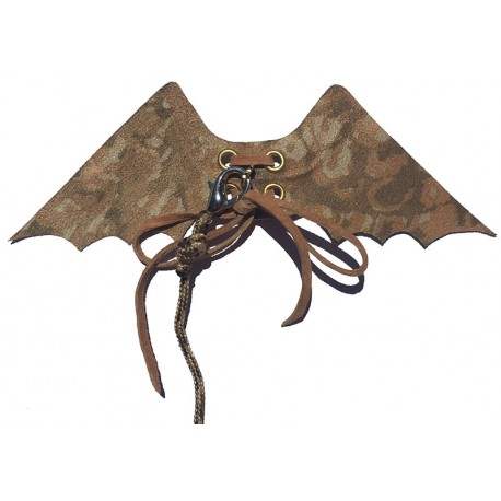 Dragon Wings Harness - Tan (SM)