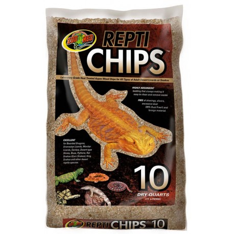 Repti Chips - 10 qt (Zoo Med)