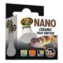 Nano Ceramic Heat Emitter - 25w (Zoo Med)