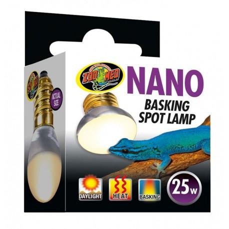 Nano Basking Spot Lamp - 25w (Zoo Med)