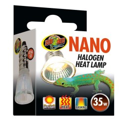 Nano Halogen Heat Lamp - 35w (Zoo Med)