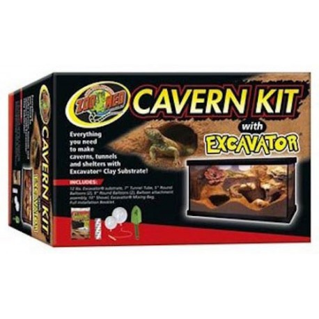 Cavern Kit (Zoo Med)
