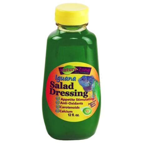Salad Dressing - Iguanas (Nature Zone)