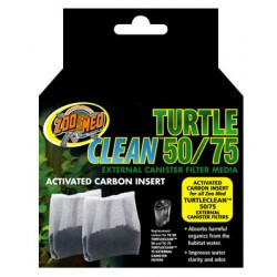 Turtle Clean 50/75 Activated Carbon Insert (Zoo Med)