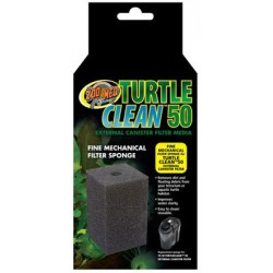 Turtle Clean 50 - Fine Mechanical Filter Sponge (Zoo Med)