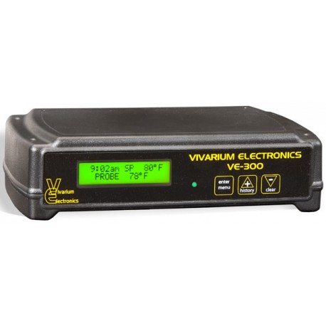 Digital Thermostat VE-300 (Vivarium Electronics)