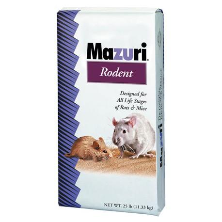 Mazuri Rodent Breeder Diet - 6F