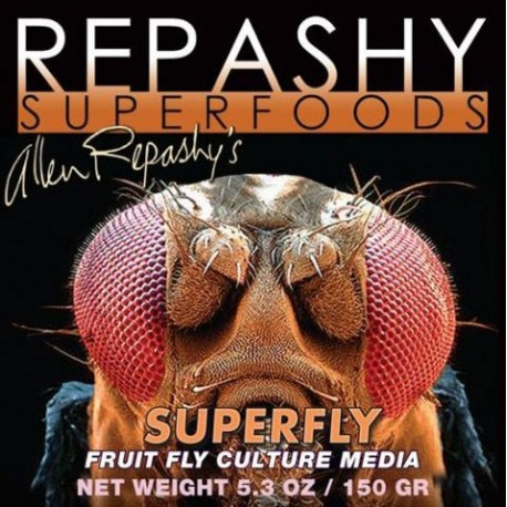 SuperFly Fruit Fly Media - 6 oz (Repashy)