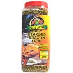 Bearded Dragon Food - Adult - 20 oz (Zoo Med)