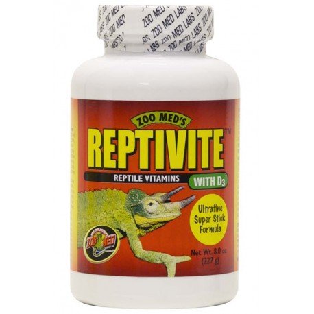 ReptiVite with D3 - 8 oz (Zoo Med)