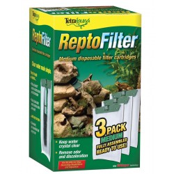 ReptoFilter Cartridges - Medium (Tetrafauna)