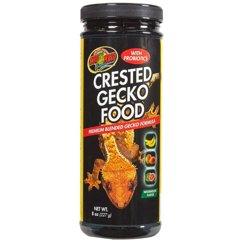 New Zoo Med Crested Gecko Food