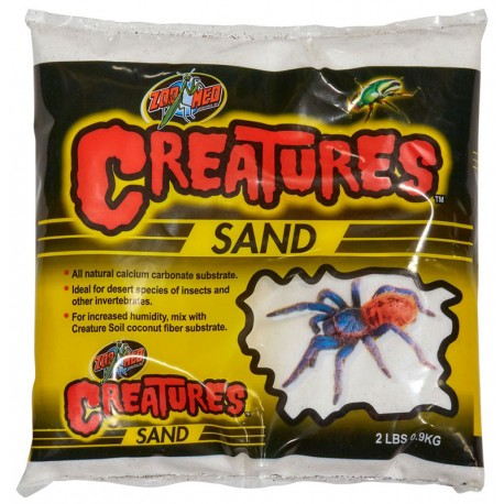 Creatures Sand (Zoo Med)