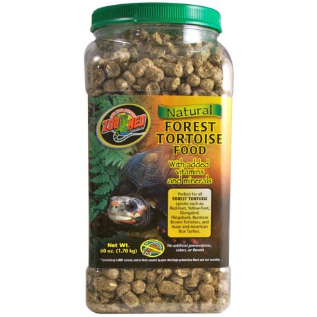 Forest Tortoise Food - 60 oz (Zoo Med)