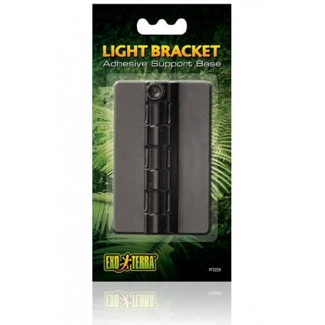 Adhesive Support Base for Light Bracket (Exo Terra)
