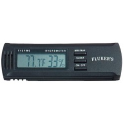 Digital Thermo-Hygrometer (Fluker's)