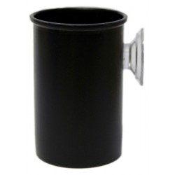 Film Canister w/ Suction Cup - Black (RSC)