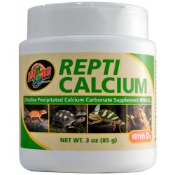 Repti Calcium with D3 - 8 oz (Zoo Med)