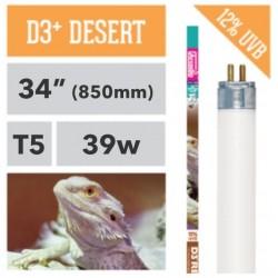 """D3+ 12% UVB T5 Bulb - 34"""" (Arcadia)"""
