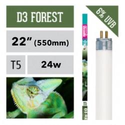"""D3 6% UVB T5 Bulb - 22"""" (Arcadia)"""