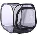 Collapsible Insect Mesh Cage - Black - SM (RSC)