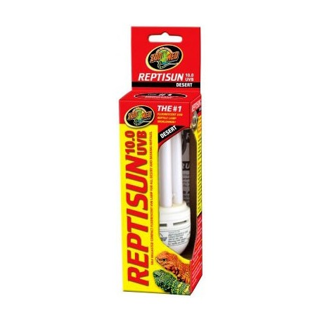 ReptiSun 10.0 UVB Compact Fluorescent (Zoo Med)