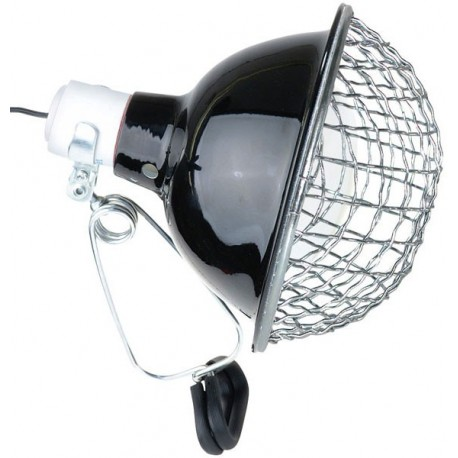 """Clamp Lamp Safety Cover 8 1/2"""" (Zoo Med)"""